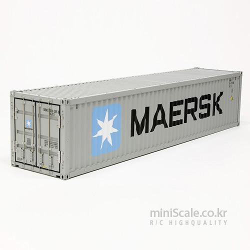 MAERSK 40-FOOT CONTAINER / 타미야(Tamiya)
