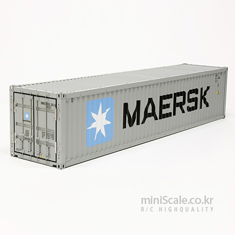 MAERSK 40-FOOT CONTAINER / 타미야(Tamiya)