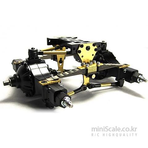 Rear Suspension Upgrade Kit 미니스케일(Miniscale) 미니스케일
