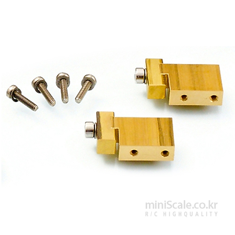 Servo mount for Carson® Goldhofer / 슐츠텍(SchulzTec)