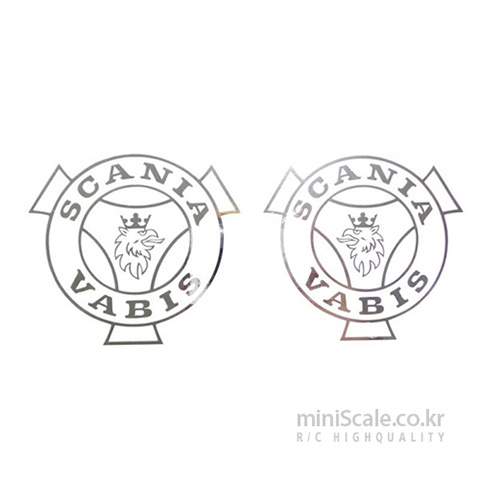 Detailed Vabis Decal Set for Scania R470 / R620 / 미니스케일(Miniscale)