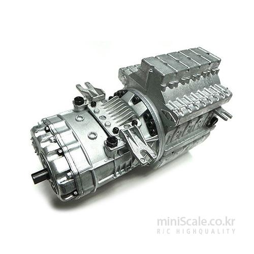 Reality CVT Automatic Transmission / 미니스케일(Miniscale)