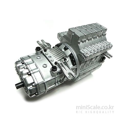 Reality CVT Automatic Transmission 미니스케일(Miniscale) 미니스케일