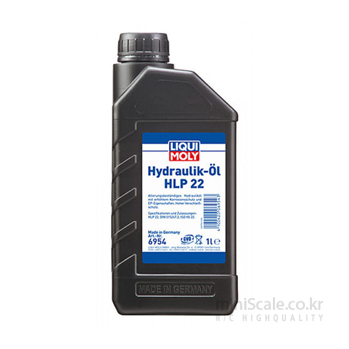HYDRAULIC OIL HLP 22 / 리퀴몰리(LIQUI MOLY)