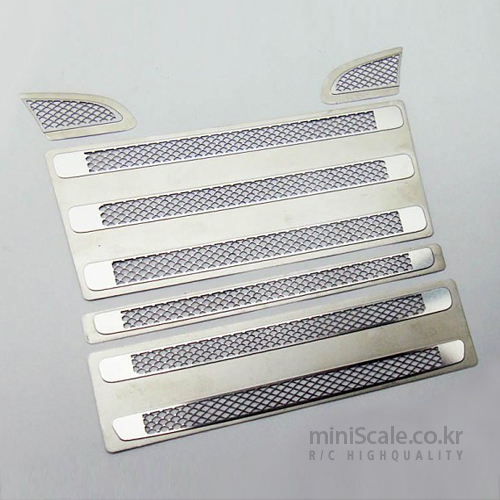 Metal Grill for Scania(Diamond) / 미니스케일(Miniscale)
