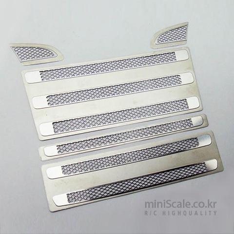 Metal Grill for Scania(Diamond) 미니스케일(Miniscale) 미니스케일