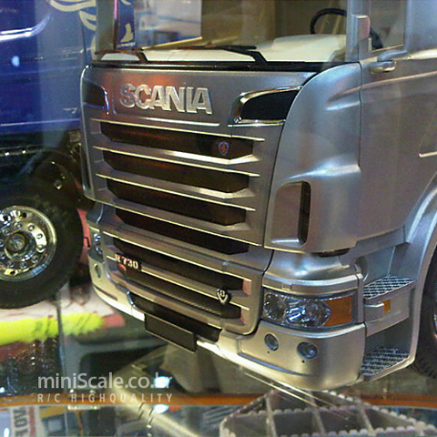 Scania R Series FaceLift / 베르켈크(Verkerk)