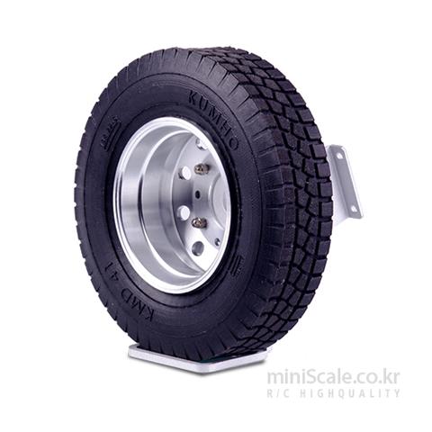 Dumper Spare Tire / 메탈하비(metalhobi)