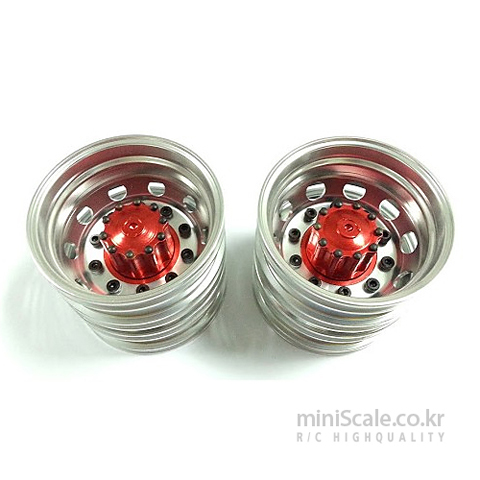 Reality Aluminum Rear Wheels 미니스케일(Miniscale) 미니스케일