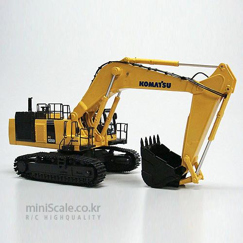 Hydraulic Excavator KOMATSU PC1250-8 HG 교쇼(Kyosho) 미니스케일