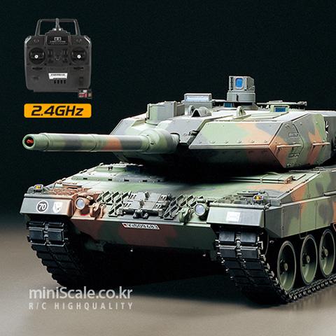 Leopard2 A6 FULL Op. Finished / 타미야(Tamiya)