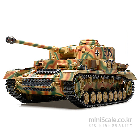 GERMAN PzKw IV - Ausf.J Full Option Kit 타미야(Tamiya) 미니스케일