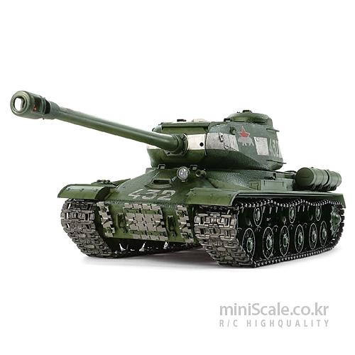 Russian Heavy Tank JS-2 Model 1944 ChKZ Full-Option Kit 타미야(Tamiya) 미니스케일