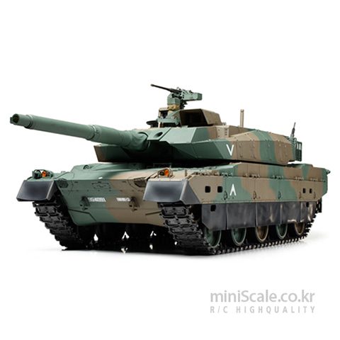 Japan Ground Self Defense Force TYPE 10 Tank Full-Option Complete Kit / 타미야(Tamiya)