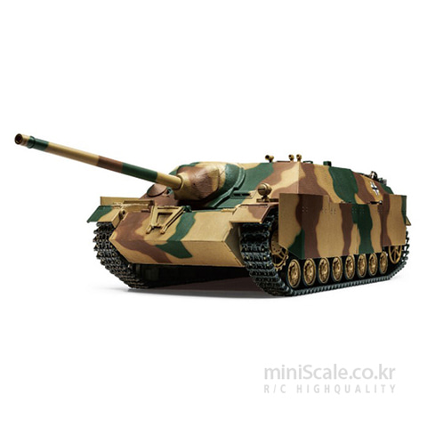German Tank Destroyer Jagdpanzer IV /70(V) Full-Option Kit 타미야(Tamiya) 미니스케일