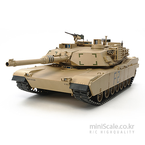 U.S M1A2 Abrams Full-Option Kit 타미야(Tamiya) 미니스케일