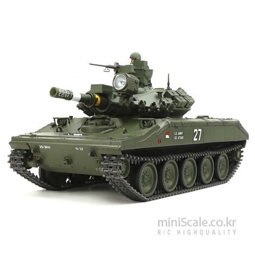 U.S M551 Sheridan Full-Option Kit / 타미야(Tamiya)