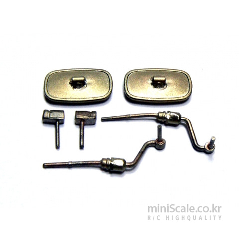 Mirror Pack (Leopard2 A6) AFV(AFV-MODEL) 미니스케일