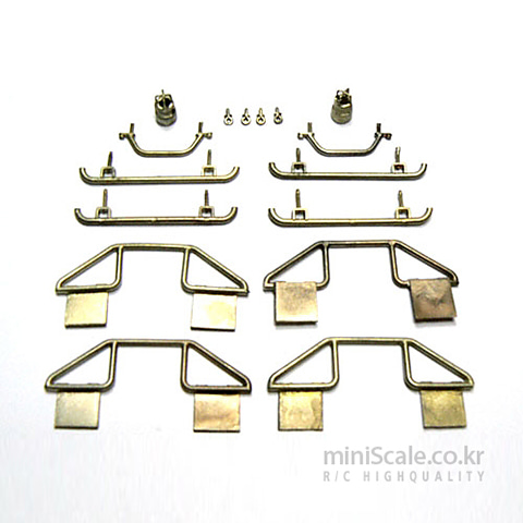 Basic Kit 02 (Leopard2 A6) AFV(AFV-MODEL) 미니스케일