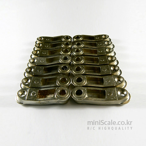 Nickel Silver Swing Arm Set (Leopard2 A6) / AFV(AFV-MODEL)
