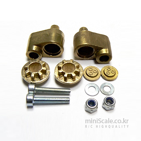 Idler Tension Adjuster Set (Leopard2 A6) AFV(AFV-MODEL) 미니스케일