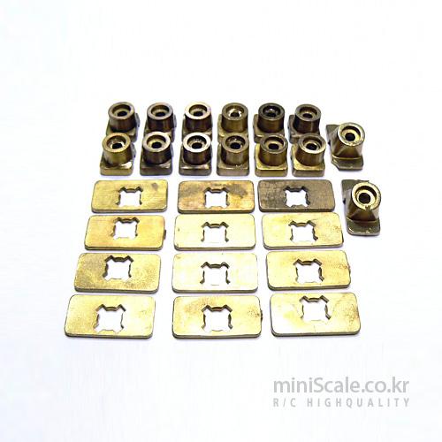 Torsion Bar Mounting Bracket Set(Leopard2 A6) / AFV(AFV-MODEL)