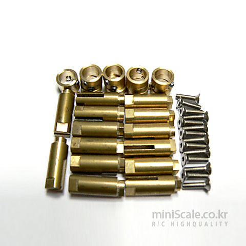 Bearing Bolt Metal Set(Leopard2 A6) / AFV(AFV-MODEL)