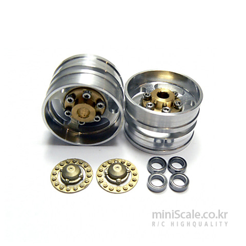 Idler Metal Wheels(Leopard2 A6) AFV(AFV-MODEL) 미니스케일