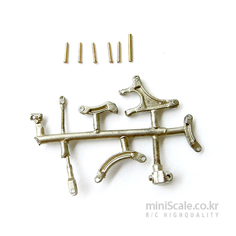 Detail Kit 01-B Barrel Traverse Lock / AFV(AFV-MODEL)
