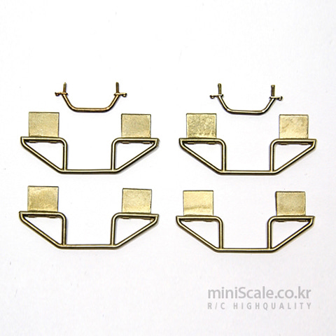 Foot Treads Set (Leopard2 A6) / AFV(AFV-MODEL)